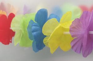 Collier de fleur Aloha