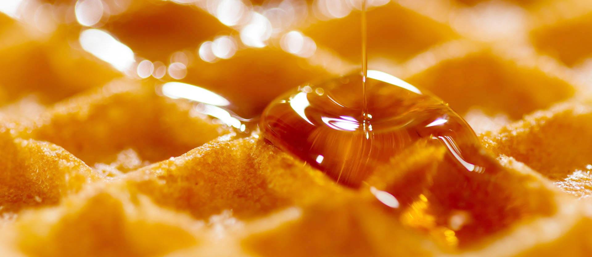 Gauffre miel